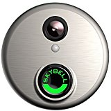 SkyBell DBCAM in Silver and Bronze