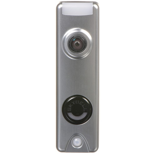 skybell trim silver